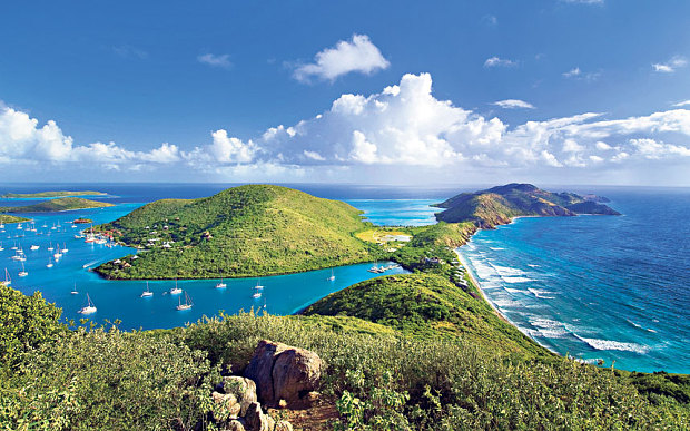 The British Virgin Islands NATURES